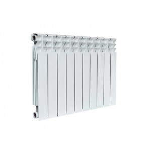 Алюминиевые радиаторы отопления Звезда 500/80